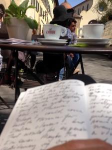 2) Writing