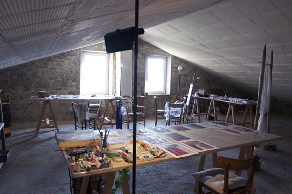 30) Attic Studio