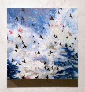 6) Old birds (joie de vivre)