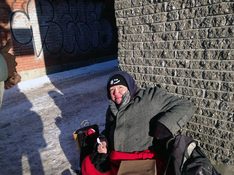 1) Homeless
