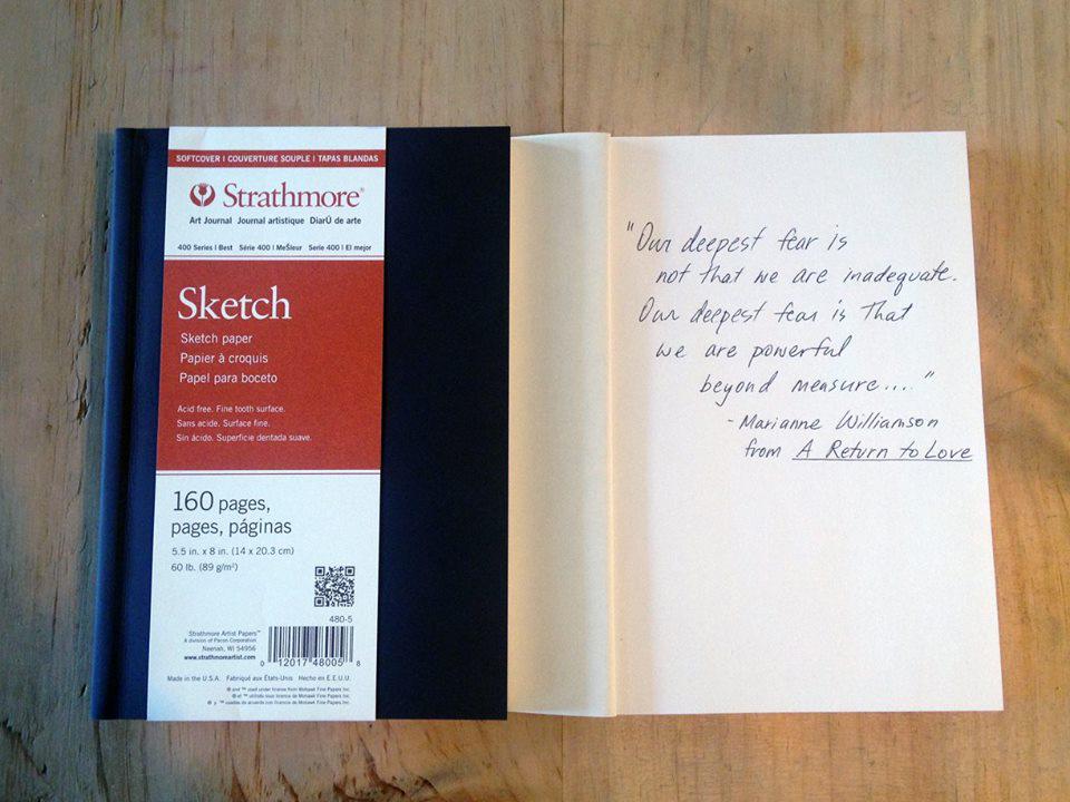 19) A Sketch Book